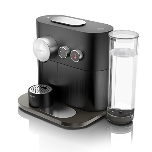 Nespresso Krups Expert XN 6008-Cafetera de cápsulas, 19 bares, apagado...
