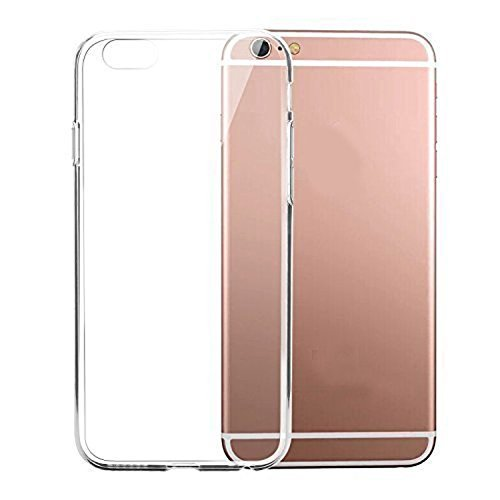 "TM ACCESS FRANCE COQUE IPHONE 6 (4.7"") / 6S SILICONE GEL TRANSPARENTE ÉTUI HOUSSE PROTECTION"