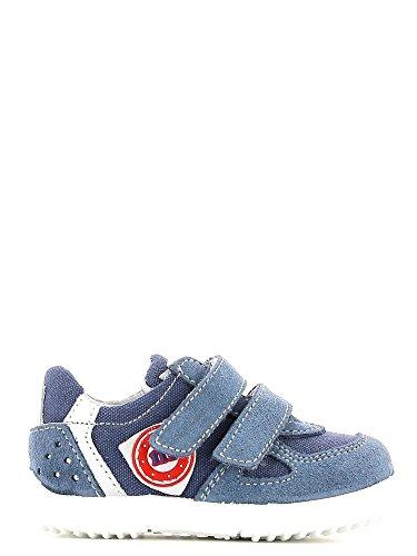 Melania , Baskets pour fille Bleu - Jeans