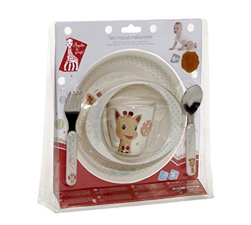Vulli - Fresh Touch - Sophie la Girafe - Set Repas...