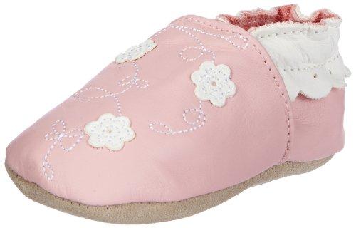 Jack and Lily Daisy Pink, Chaussures Bébé marche bébé fille Rose bébé