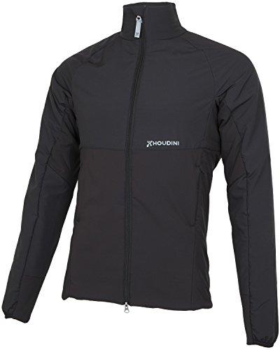 Houdini giacca da uomo Ms C9Loft Jacket, Uomo, Jacke Ms C9 Loft Jacket, nero, S nero