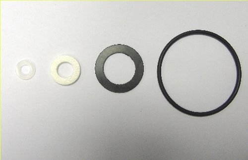 Fuel Filter Seal Kit for WASP W-4 for 44, 60 or 100 micron stainless steel element