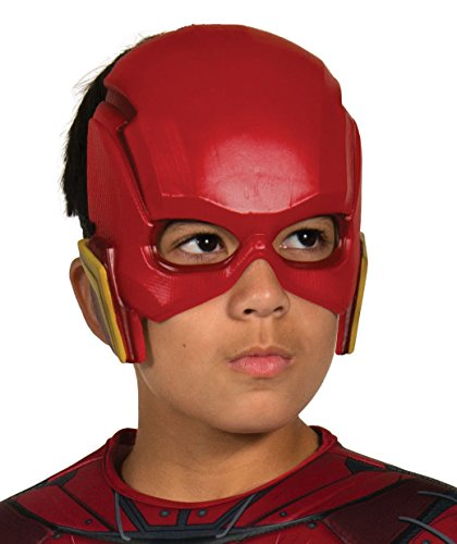 Foto de Flash - Máscara Justice League Movie infantil, talla única (Rubie's Spain 34273)