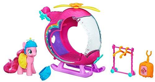 Hasbro My Little Pony - Elicottero di Pinkie Pie