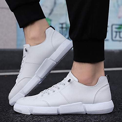 NANXIEHO Men Leisure Small bianca scarpeincrease Scarpe da uomo uomo uomo scarpe da ginnastica di tendenza traspirante B07GTDS4Z3 Parent | prezzo di vendita  | Prima il cliente  557cd1