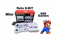 Super Famicom NES Mini Klassische Nintendo Trendz2018 SFC TV Video Handheld-Spielkonsole Entertainment-System Eingebaute 660 Classic Anniversary Edition