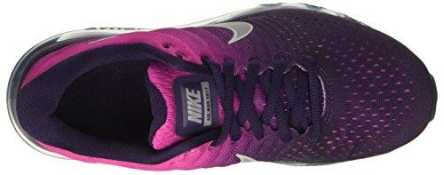 Nike Air Max 2017 Gs, Scarpe da Corsa Bambina Multicolore (Purple Dynasty/Summit White/Fire Pink)