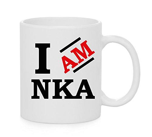 Image of I Am NKA Official Mug