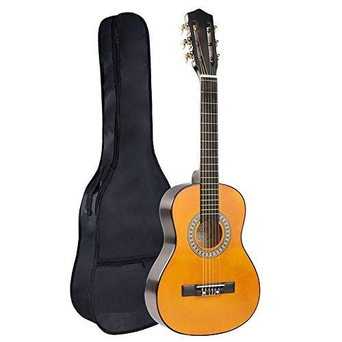 Strong Wind 30 Inch 1/2 Size Klassische Gitarre für Anfänger Nylon Saiten Akustikgitarre Starter mit Tasche