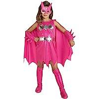 Pink Batgirl - Niños Disfraz - Niño - 94cm