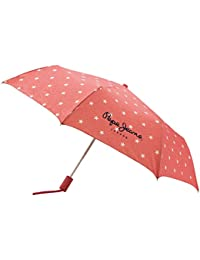 Paraguas Pepe Jeans Moorgate Grande Bastón Automático MARINO