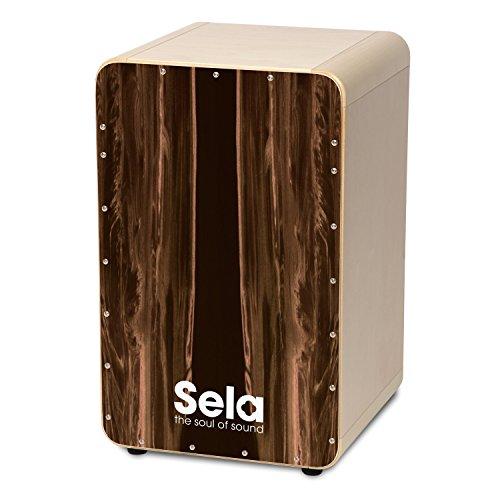 Sela SE 105 - Cajón profesional con sonido snare