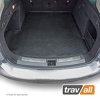 Travall® Liner Kofferraumwanne TBM1175 - Maßgeschneiderte Gepäckraumeinlage mit Anti-Rutsch-Beschichtung