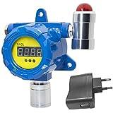 Yao BH-60 Detector de Gas Fijo Detector de VOC Alta sensibilidad Pantalla LED de