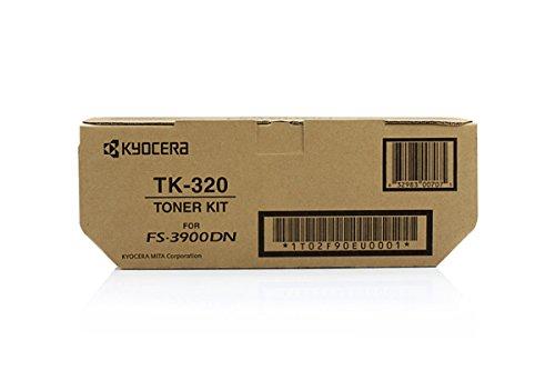 Preisvergleich Produktbild Kyocera FS-3900 DN (TK-320 / 1T02F90EU0) - original - Toner schwarz - 15.000 Seiten