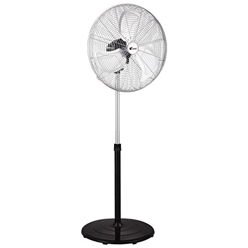 20 'foot fan, 3 speeds and 160W power. Adjustable height (142 cm max.) THULOS TH-FN160.