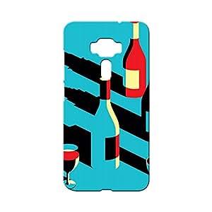 BLUEDIO Designer Printed Back case cover for Asus Zenfone 3 - G5842