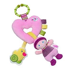 Zapf Creation 821213-Baby Born para bebés Activity Corazón