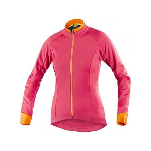 Mavic Aksium Thermo Damen Winter Fahrrad Jacke pink