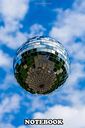 Notebook: Possible The Heavy And Glass Ball Hovers , Journal for Writing, College Ruled Size 6