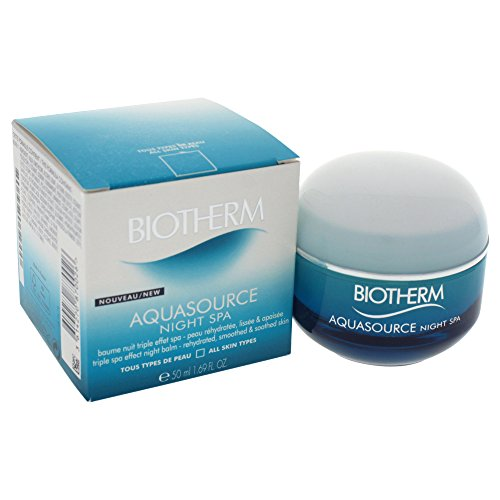 Biotherm Aquasource Night Spa Tratamiento Facial -