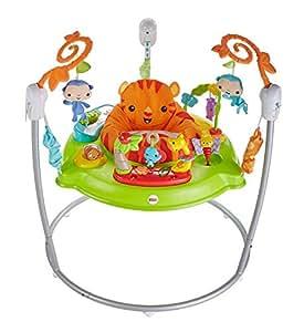 Baby Gear Amici della Foresta, Centro attività per Neonati con Musica e Luci, Multicolore, CHM91