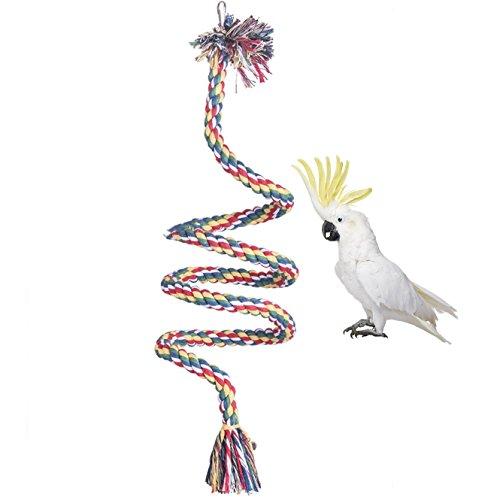 Keersi - Colorida cuerda algodón espiral campanas