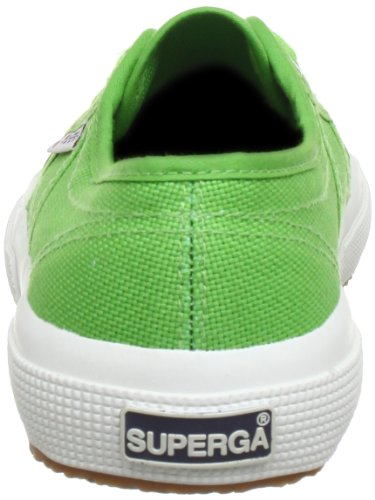Superga 2750- Cotu Classic, Low-top mixte adulte Vert - Vert pelouse (C93)