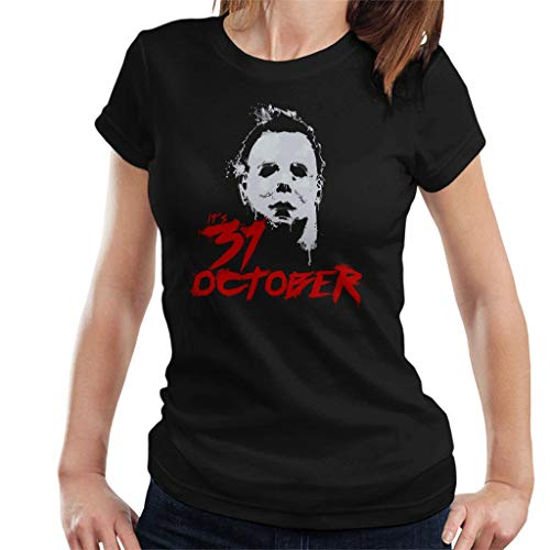 Halloween Michael Myers Its 31st October Women's T-Shirt