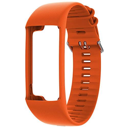 POLAR Unisex Adults' Silicone Straps A370 Activity Tracker