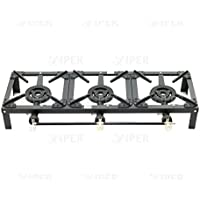 7/9/14KW BUTANE GAS STOVE CAST IRON COOKER GRILL CAMPING PORTABLE HEATER OUTDOOR (14KW)