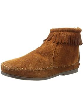 Minnetonka Back Zipper Boot 2282 Unisex - Kinder Stiefel