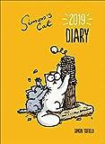 Simon's Cat 2019 A5 Wiro Diary