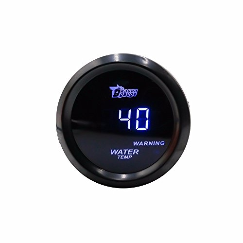 digitale-2-52-mm-water-temp-gauge-led-blu-per-auto