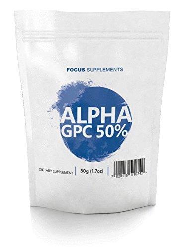 Alpha GPC 50% - 50 g polvere