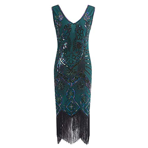 Used, Weant Women's Dress Sale, Ladies 1920s Flapper Dress for sale  Delivered anywhere in UK