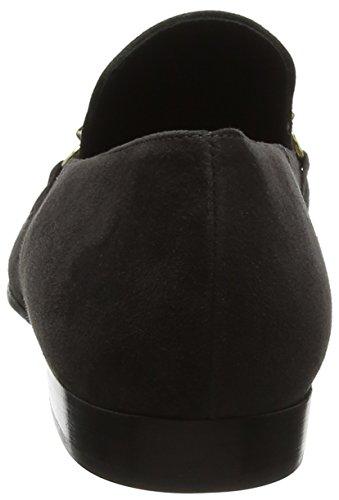 Högl 4-10 1512 6600, Mocassin Femme Gris (gris Foncé)
