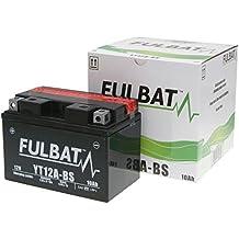 Fulbat YT12A-BS MF Batería sin necesidad de mantenimiento