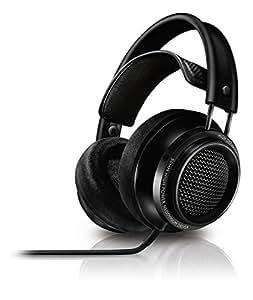 Philips Fidelio X2/00 Cuffie Hi-Fi Over-Ear, Nero