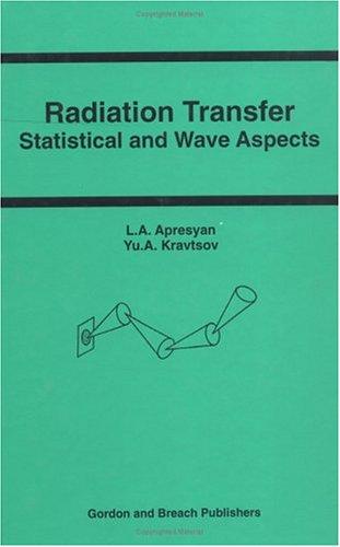 Radiation Transfer