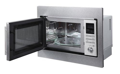 Russell Hobbs RHBM2503 25L Built In Digital 900w Combination Microwave Stainless Steel