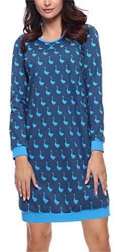Merry Style Camisón Lencería Sexy Ropa Cama Mujer