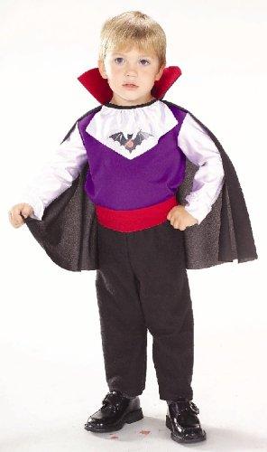Imagen de haunted house  disfraz infantil de vampiro rubie's 11523 t