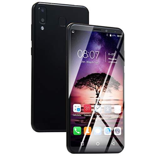 Sonnena 6,1 Zoll Ultradünne Android 6.0 Quad-Core 1 GB + 8 GB + Zusätzliche 16 GB Karte GSM WiFi Dual SIM 8.1MP Smart Cellphone Mehrere Sprachen