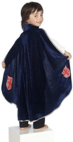 Romeo rosa& 10004-Disfraz para niño, diseño de Matt Kings-Perchero, color azul