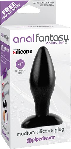 Pipedream, Anal Fantasy Collection Medium Silicone Plug