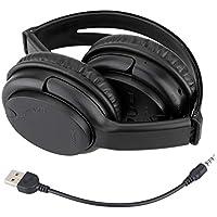 HermosaUKnight 3 en 1 5800 Bluetooth Estéreo Auriculares Inalámbricos MP3 Auriculares Auriculares Soporte de Ranura de