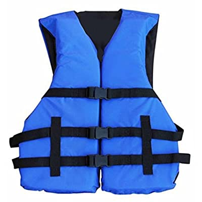 icase4u good quality Adult Life Jacket Universal Boating Ski Vest from icase4u