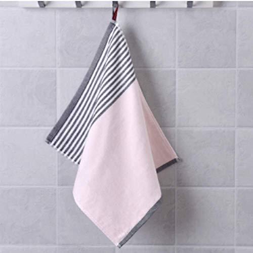 Tangminyidi Reine Baumwolle Wischen Handtuch hängen-Typ absorbierende niedliche Handtuch waschen Gesicht quadratische Handtuch Handtuch